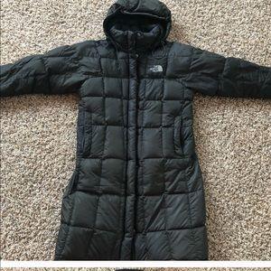 North Face 600 winter coat